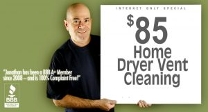 dryer vent cleaning offer